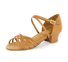 Ladies Natural Annabella Ballroom Shoes