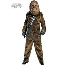 Deluxe Chewbacca Men's Licensed Star Wars (56107RUB)