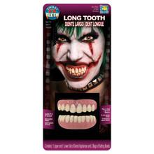 Long Tooth Tinsley FX Teeth Long exposed Teeth