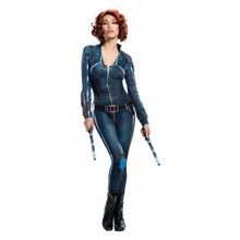 Avengers Age of Ultron Licensed Black Widow Adult