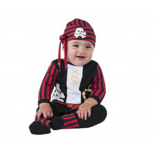 Infant/Newborn Pirate Boy Costume