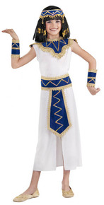 Princess of The Pyramids Kids Costume