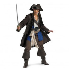 Captain Jack Sparrow Prestige Costume (5626)