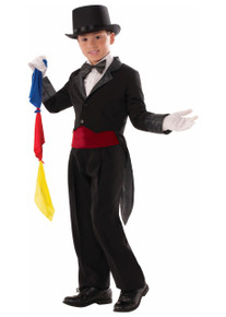 Magician Tailcoat and Scarves (76352)