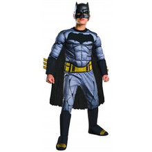 Batman Deluxe Costume Kids Licensed Batman v Superman