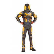 Antman Yellow Jacket Kids Deluxe Licensed Marvel