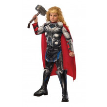 Avengers Kids Deluxe Thor Muscle Suit Licensed Age of Ultron (610433)