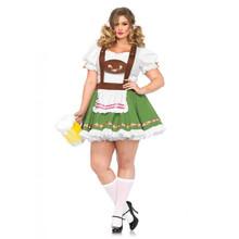 Oktoberberfest Sweetie Plus Size