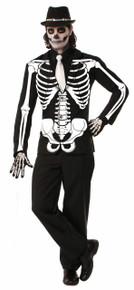 Skeleton Jacket Adults