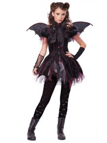 Victorian Vampiress Teen Costume