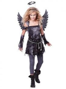 Spooky Angel Teen Costume