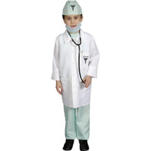 Doctor Kids Costume 6 pc Set