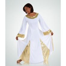 Girl's Long Sleeve Praise Dress
