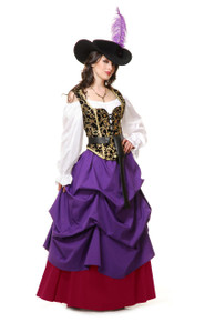 Country Wench Corset Bodice