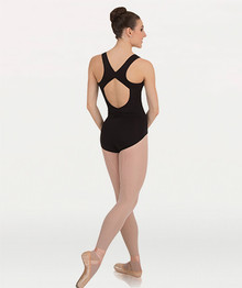 Bodywrappers Curve Back Tank Leotard