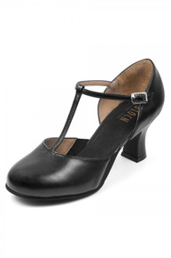 Black SFX Split Flex Women's Ballroom Shoe