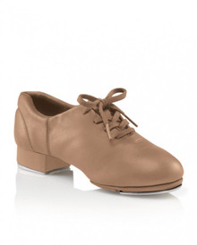 Girl's Caramel Flex Mastr Split Sole Tap Shoe