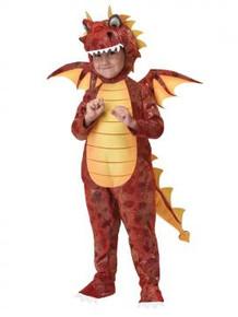 Kids Fire Breathing Dragon w/ Hood