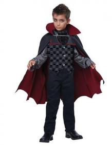 Boy's Count Bloodfiend Vampire Top