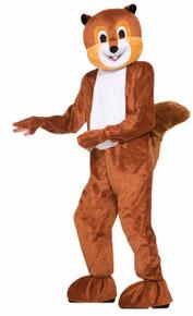 Scamper The Squirrel Adult Mascot (72717)