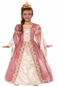Victorian Rose Dress Kids