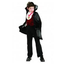 Boy's Transylvanian Vampire Costume