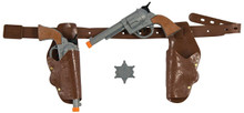 Western Gun & Holster Set Kids