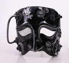 /steampunk-tragedy-mask-silver-mardi-gras/