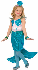Aquaria The Mermaid Kids Costume