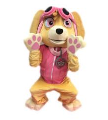 /pink-pilot-pup-mascot/