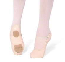 Hanami Split Sole Ballet Shoe Light Pink
