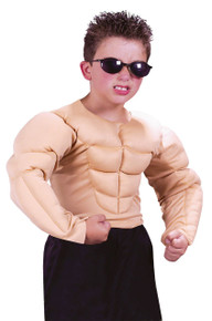 Muscle Shirt Kids Costume