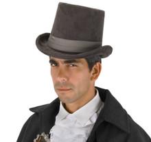 /grey-coachman-top-hat-290092/