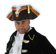 /govnah-military-style-pirate-tricorn-hat/