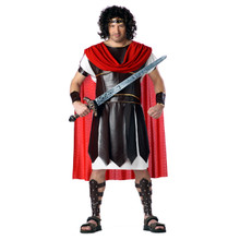 Adult Plus Size Hercules Greek/Roman Costume