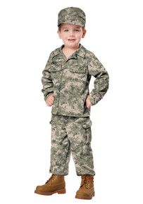 Kids Army Soldier