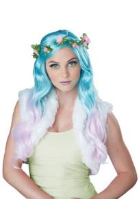 Floral Fantasy Wig