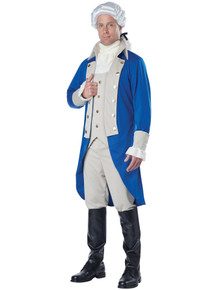 George Washington Men's Costume Set