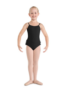 Bloch Child Lace Trim Camisole Leotard