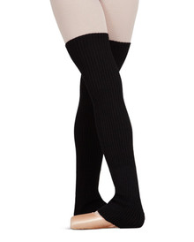 Adult Ribbed Legwarmer 27""