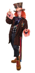 Rent: Mad Hatter Tea Party Replica Costume