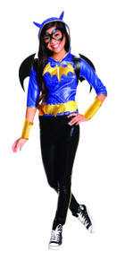 Batgirl Girl's Deluxe Licensed Batman