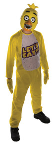 Chica Teen Licensed Five Nights at Freddy's Costume