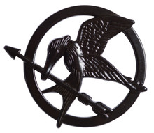 /mockingjay-black-metal-cosplay-pin-licensed-hunger-games/