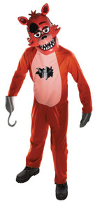 Foxy Teen Licensed Five Nights at Freddy's Costume
