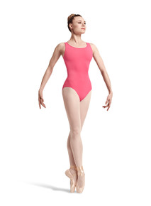 Adult Sliced Back Tank Leotard