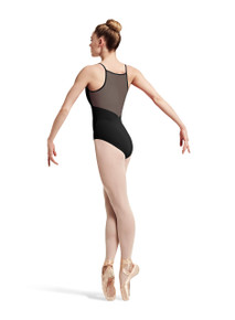 Bloch Spliced Bust Camisole Leotard