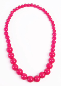/hot-pink-big-pearls-necklace/