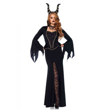 Evil Enchantress Dress & Headpiece