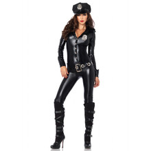 Officer Payne Sexy Cop Catsuit